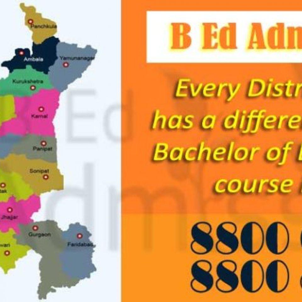 Bachelor of Education B.Ed