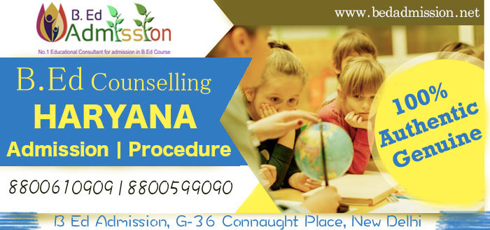 BEd-Counselling-Haryana