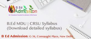 Download-B.Ed-MDU-CRSU-Syllabus