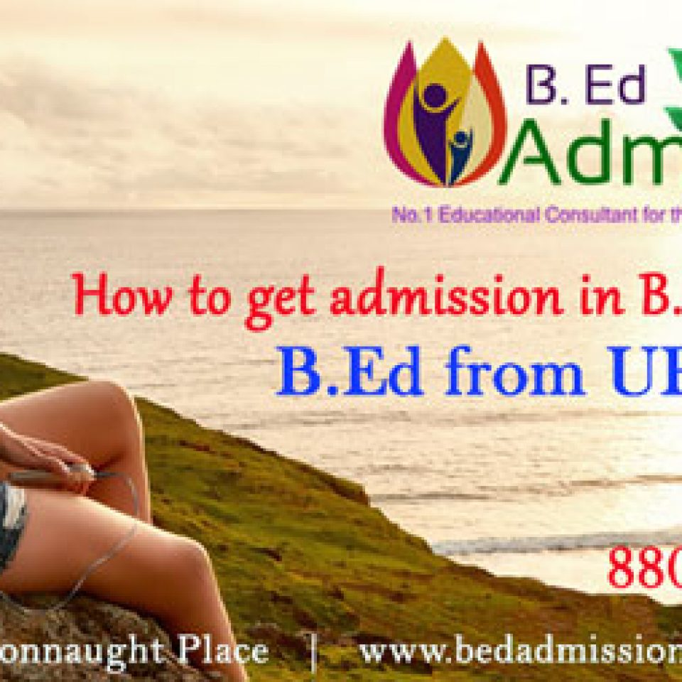 B.Ed from UP | MP | Rajasthan