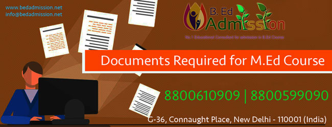 Documents-Required-MEd