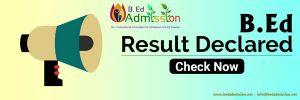 MDU-B-Ed-Result